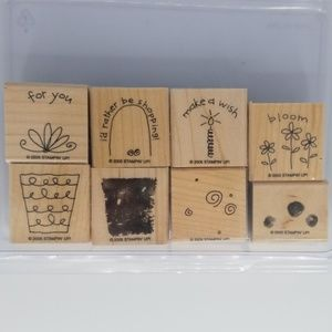 Stampin Up Fun Filled Stamps EUC